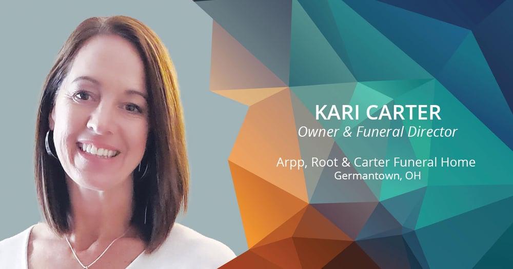 Kari Carter headshot