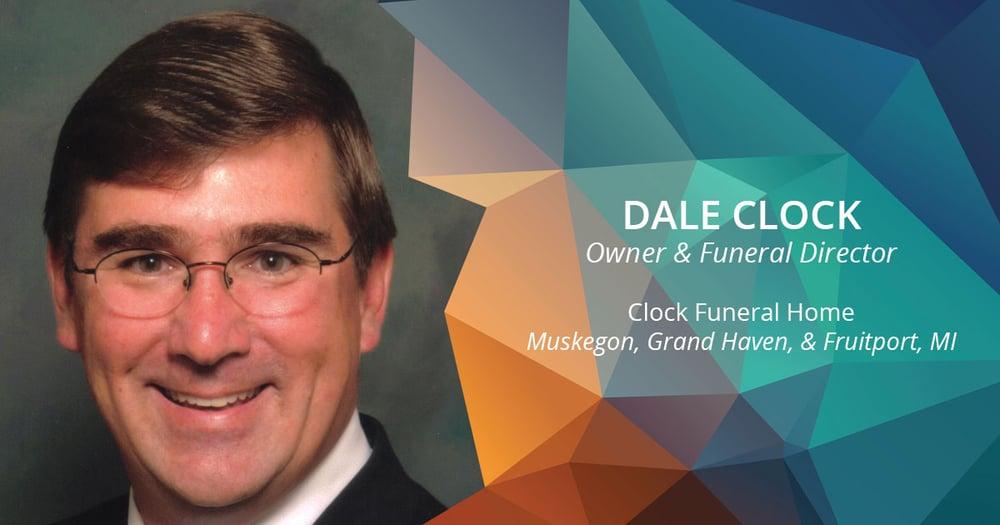Dale Clock headshot
