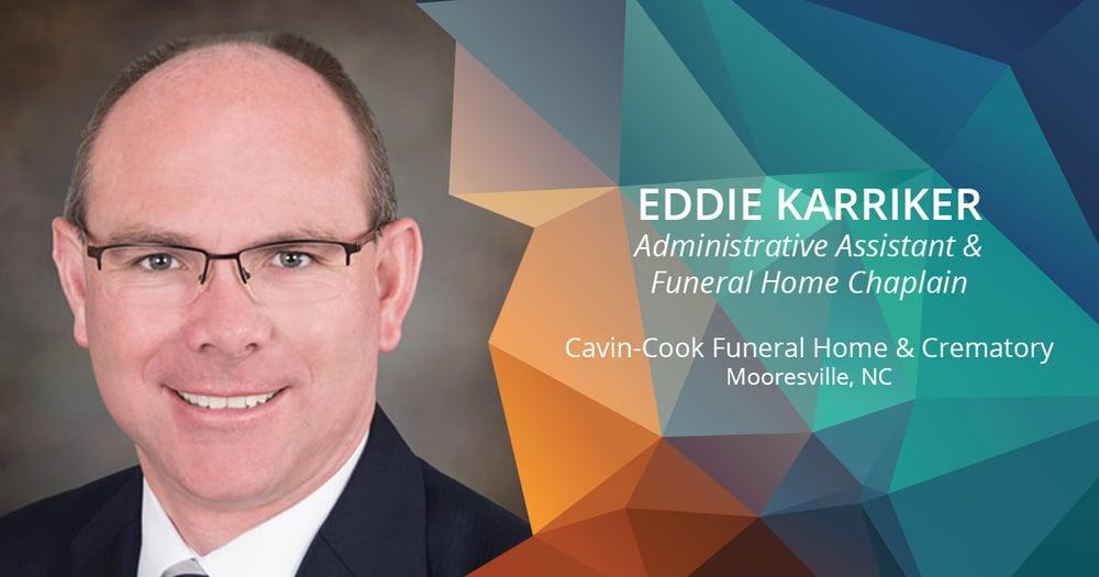 Eddie Karriker Cavin-Cook headshot