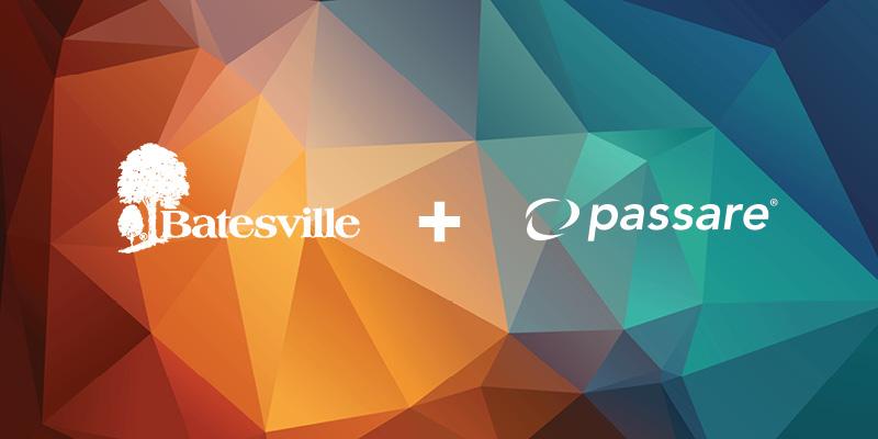 Passare and Batesville logos