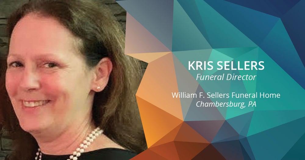 kris sellers william f sellers funeral home headshot