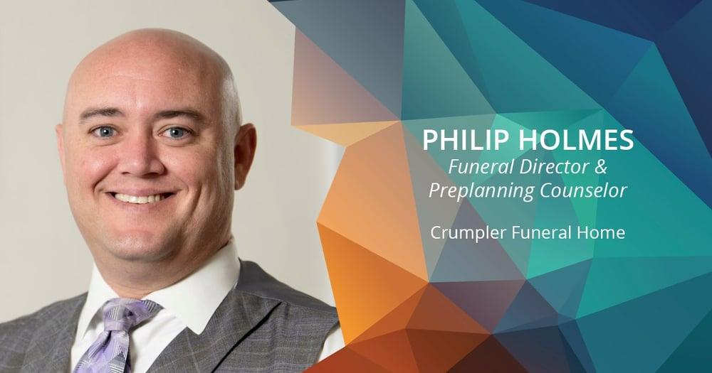 philip holmes headshot passare spotlight testimonial