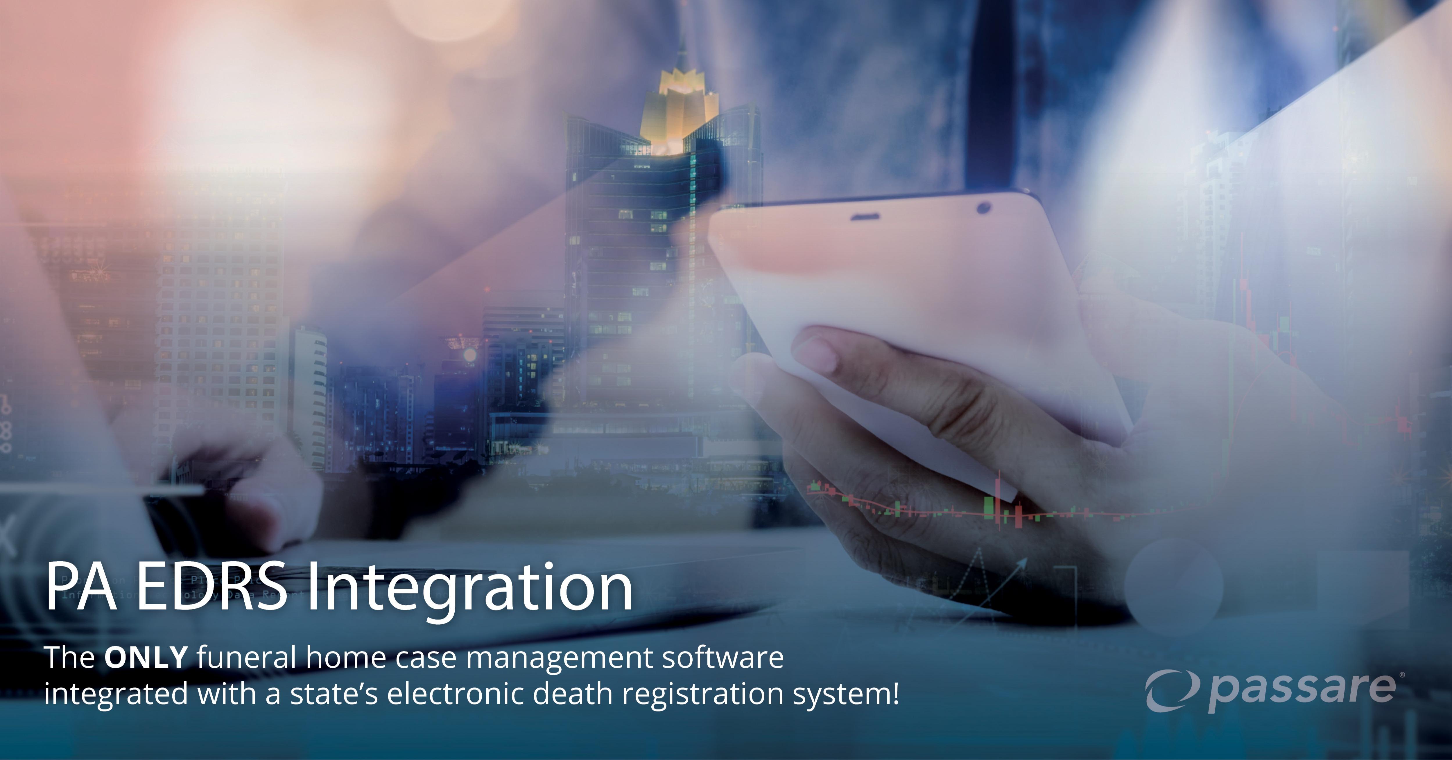Passare Wins 2021 NFDA Innovation Award for Groundbreaking Integration
