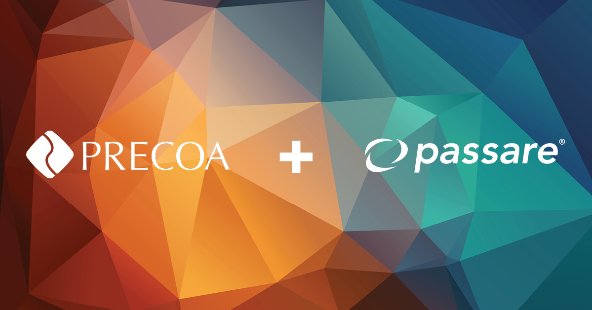 Passare® Proud to Partner with Precoa
