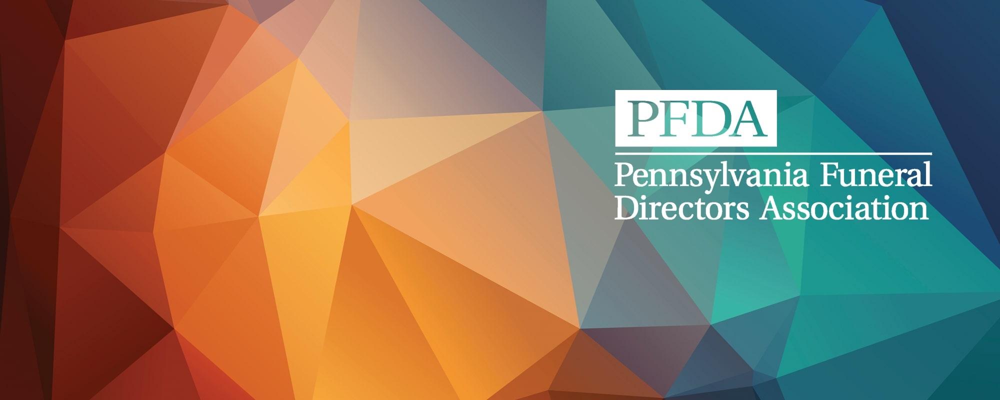 PFDA geometric background