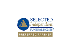 selected independent funeral logo