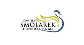 Daniel R. Smolarek funeral home logo