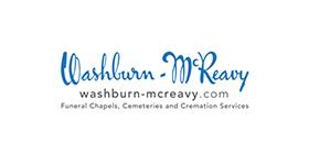 Washburn McReavy Funeral Chapels logo